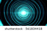 abstract background with... | Shutterstock . vector #561834418