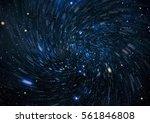 deep space. high definition... | Shutterstock . vector #561846808