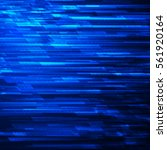 abstract background with blue... | Shutterstock .eps vector #561920164