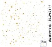vector confetti background for...   Shutterstock .eps vector #561963649