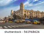 kolkata  india  january 22 ... | Shutterstock . vector #561968626