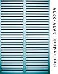 aluminum louver | Shutterstock . vector #561973219