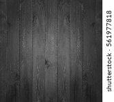 black wood texture for design... | Shutterstock . vector #561977818