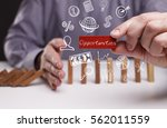 business  technology  internet... | Shutterstock . vector #562011559