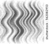 abstract grunge grid polka dot... | Shutterstock .eps vector #562082953