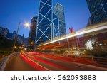 business district concept  ... | Shutterstock . vector #562093888