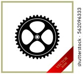 gear or cog icon   Shutterstock .eps vector #562096333
