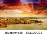 Kirribilli Skyline Sunset Sydney - Fine Art prints