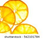orange slices     Shutterstock . vector #562101784