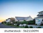 Small Town America Houses White - Fine Art prints
