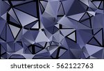 abstract pattern consisting of... | Shutterstock .eps vector #562122763