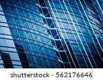 detail shot of modern... | Shutterstock . vector #562176646