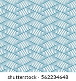 geometric simple pattern with... | Shutterstock .eps vector #562234648