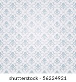 blue seamless wallpaper pattern ... | Shutterstock .eps vector #56224921