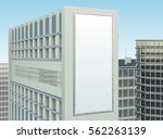 building cityscape composition... | Shutterstock .eps vector #562263139