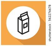 milk vector icon   Shutterstock .eps vector #562276678