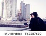 architects in dubai | Shutterstock . vector #562287610