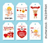 valentine's day gift tags and...