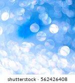 Background Of Blue Light