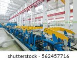 machine for the manufacture of... | Shutterstock . vector #562457716