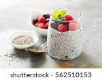 Healthy Vanilla Chia Pudding I...