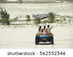 buggy sand riding   Shutterstock . vector #562552546