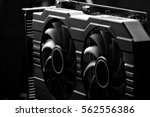 Video Card With Two Coolers...