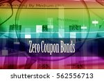 Small photo of Zero Coupon Bonds - Hand writing word to represent the meaning of financial word as concept. A word Zero Coupon Bonds is a part of Investment&Wealth management in stock photo.