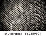 Black Snake Skin Pattern...