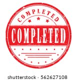 rubber stamp with text ... | Shutterstock .eps vector #562627108