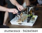 mixology | Shutterstock . vector #562665664