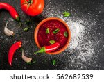 Spicy Tomato Sauce With Chili...