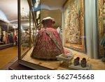 moscow kremlin museums   the... | Shutterstock . vector #562745668