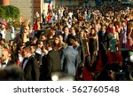 odessa  ukraine   july 21  2012 ... | Shutterstock . vector #562760548
