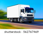 shipping industry  logistics... | Shutterstock . vector #562767469