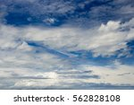 Small photo of Middle level altocumus and altostratus with high cirrus cloud formations on a sunny afternoon in early summer are contrasted against the blue Australian sky in tropical Broome, Western Australia.