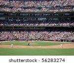 giants vs. red sox  giants two... | Shutterstock . vector #56283274