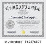 Grey Certificate Or Diploma...