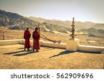 thiksey  ladakh   circa...   Shutterstock . vector #562909696