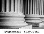 columns | Shutterstock . vector #562939453