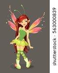 Beautiful Butterfly Fairy...