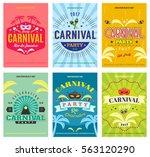 colorful carnival celebration