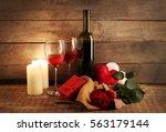 St. Valentines Day Concept....
