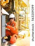 technician instrument...   Shutterstock . vector #563209399