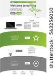 modern website design for...