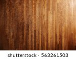 rich texture of wooden table or ... | Shutterstock . vector #563261503