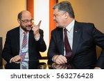 davos  switzerland   jan 18 ... | Shutterstock . vector #563276428