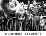 kragujevac  arsenal fest   july ... | Shutterstock . vector #563284546