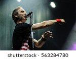 kragujevac  arsenal fest   july ... | Shutterstock . vector #563284780