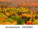 landscape of mountains in... | Shutterstock . vector #5633083